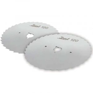 Dost 120 Serrated Blade